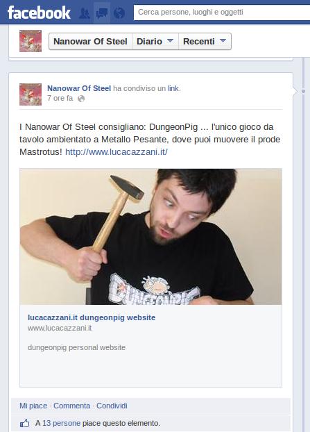 I Nanowar Consigliano