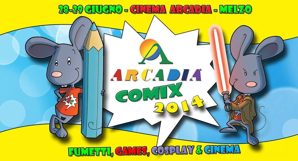 Arcadia Comix 2014