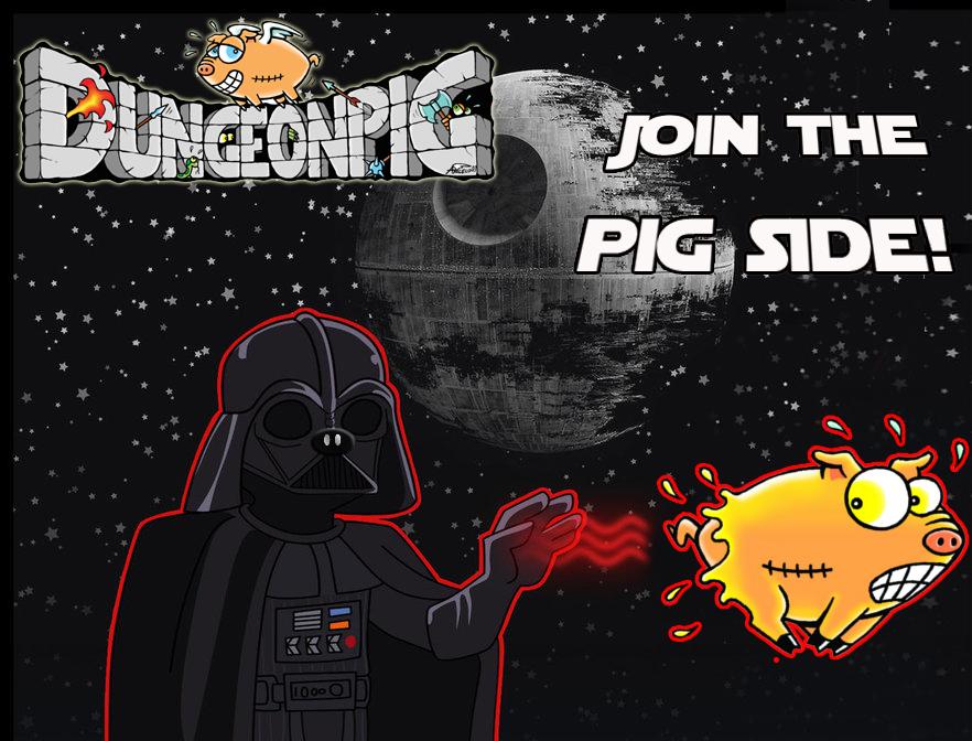 Join the Pig Side