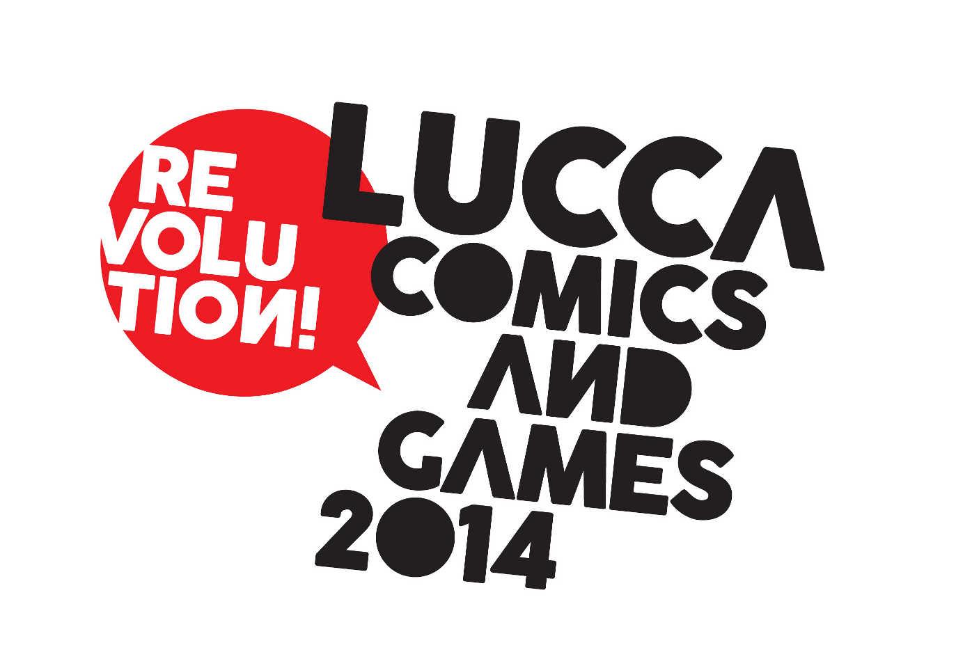 Lucca CeG 2014