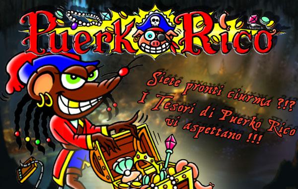 I Tesori di Puerko Rico