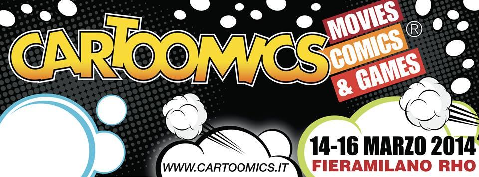 Cartoomics 2014