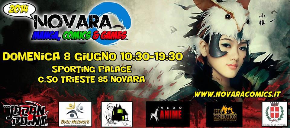 Novara MCG 2014