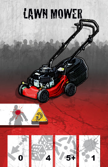 Lionel's Lawn Mower