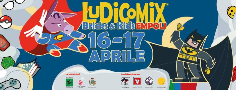 Ludicomix 2016