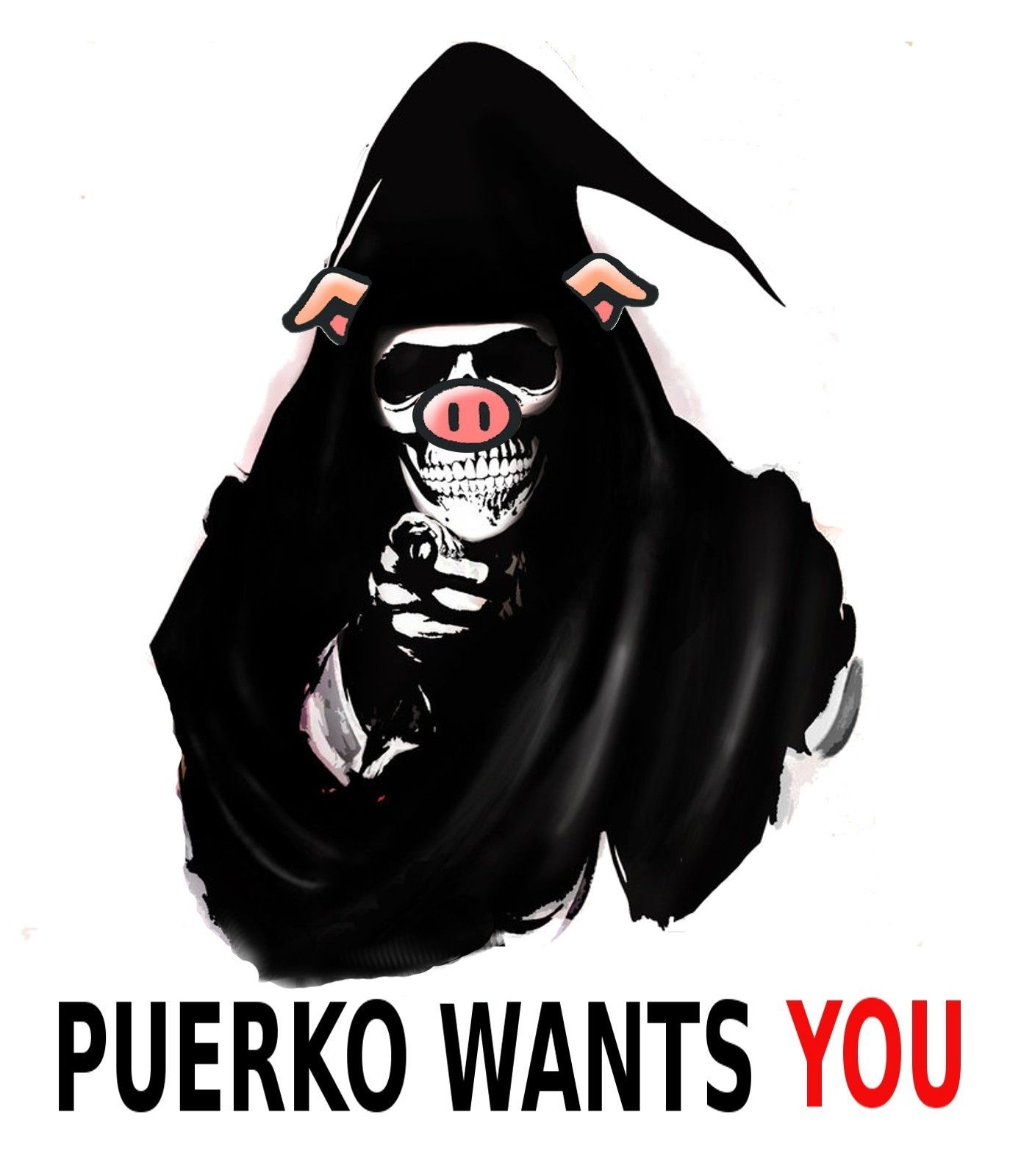 Puerko Wants You!