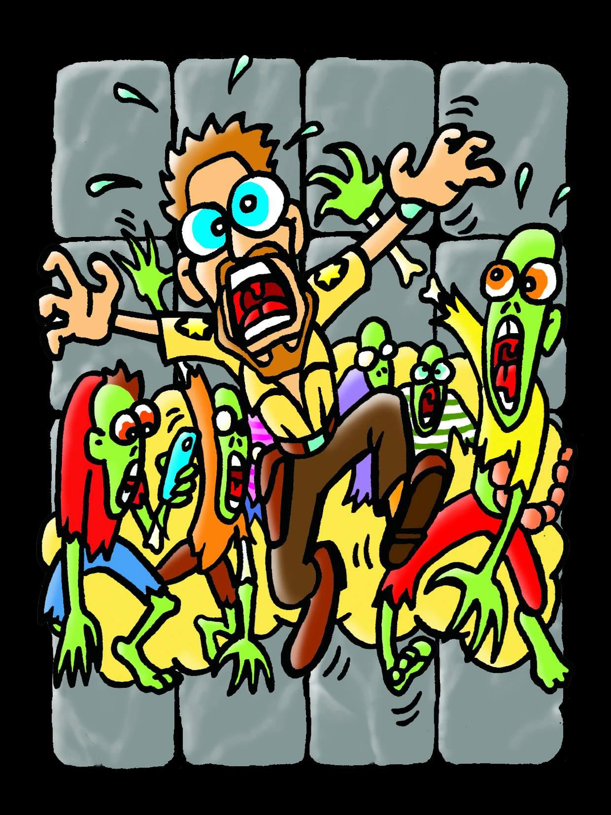 Zombie Aporkalipse