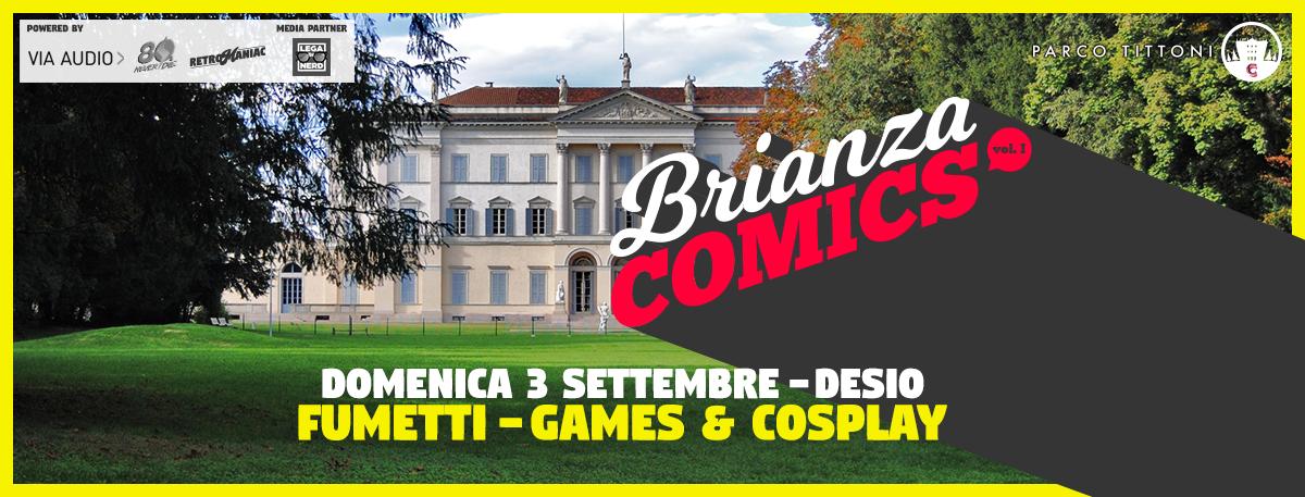 Brianza Comics