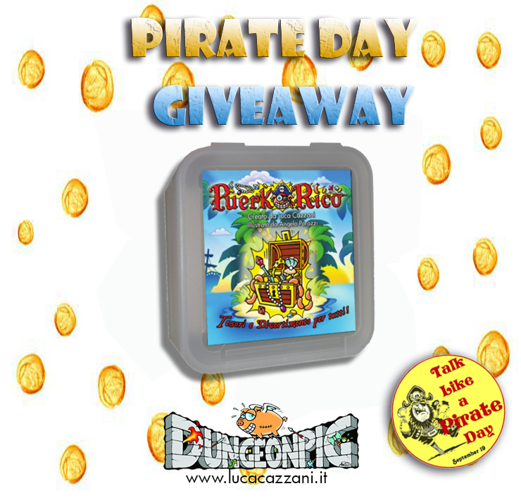 PirateDay GiveAway