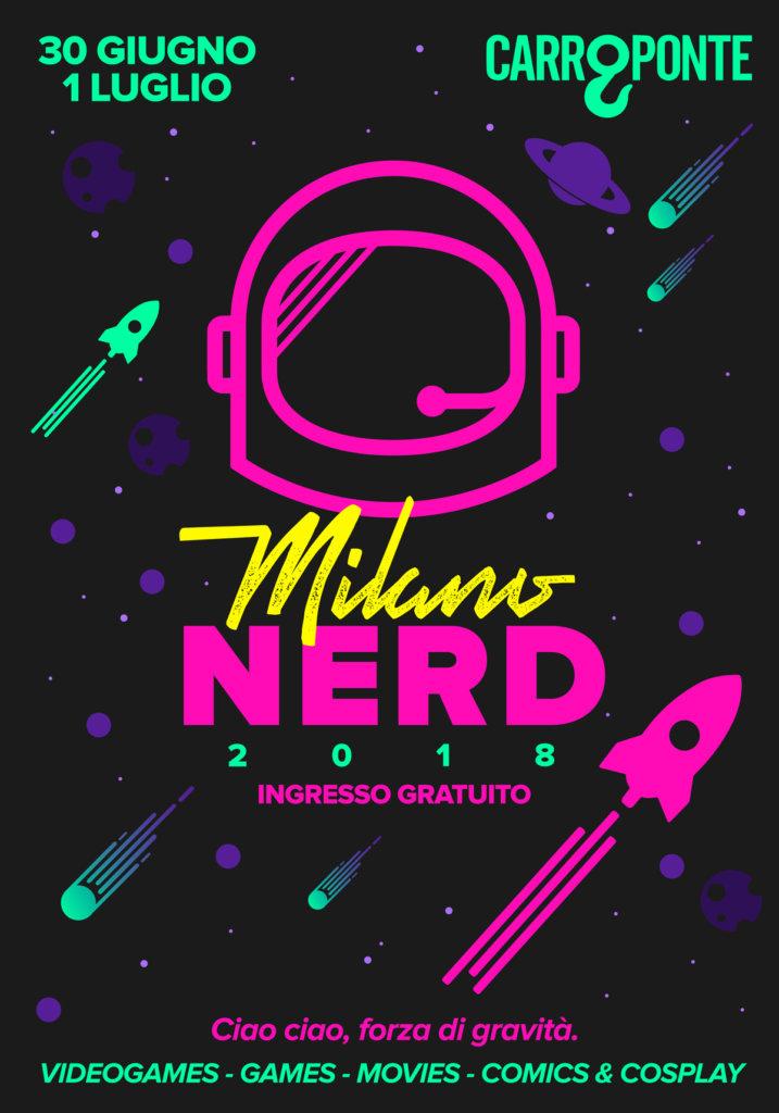 Milano Nerd 2018